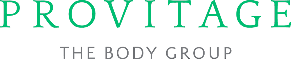 Figurstudio Provitage Landeck unser Logo - The Body Group